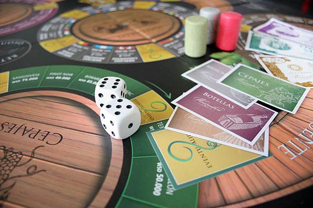 """Presentan el juego """"Winemakers"""", El Desafío del Vino"""