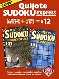 afiche Sudoku Express