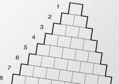 Pirámide de Palabras