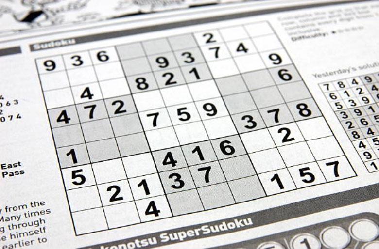 Cómo Resolver un Sudoku